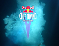 RedBull Cliff Diving 2016 - GFX
