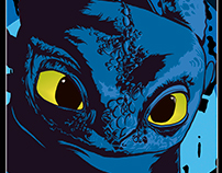 Desdentao - Toothless