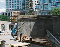 Urban-landscape | New York Construction