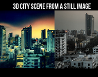 After Effects Tutorial: Create a 3D City Scene