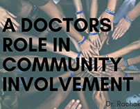 A Doctor's Role in Community Involvement