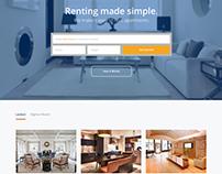 Asodia Realtors Website Design & Development