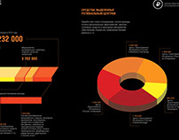 Infographics for Transparency International
