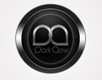Darkdew logo Design