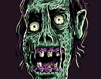 Zombies Portraits