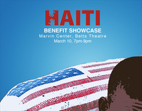 Haiti Benefit Showcase