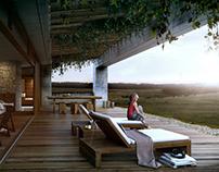 Garzon Hotel - 3d Visuals