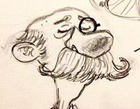 Weekend Sketching