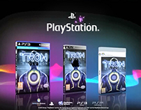 Tron Evolution Play Station