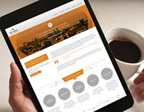 2º Corporate Website
