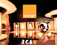 Orange Pinball