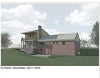 Duvall Renovation. Schematic Phase