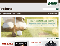 MNP - Promo Product Order System