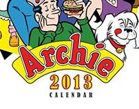 Archie's calendar