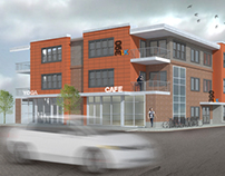 390 MLK @ The Brewery Block // Mixed Use Development