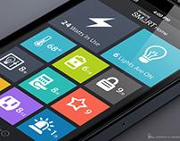 Samsung Smart Home App Concept