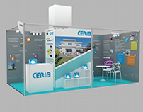 Création Design Stand pour CERIB