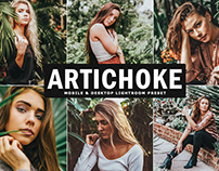 Free Artichoke Mobile & Desktop Lightroom Preset
