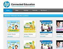 Hp Connected Education