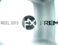 Motion reel 2012/2013  © FREMOX