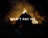 Film: DON'T PAY ME - trailer