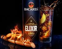 Bacardi Elixir Ad