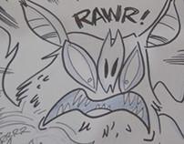 Convention Sketch Exclusives