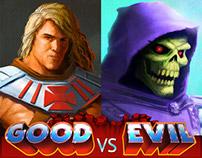 MOTU: Good vs Evil 1
