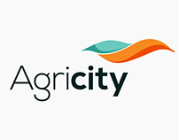 AGRICITY Identity Design