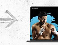 Sponsorship website and campagin