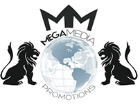 Mega Media Promotions - Logo Design