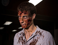 Soy un Zombie - Still Photography & Making Of