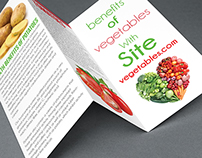 Brouchure Vegetable