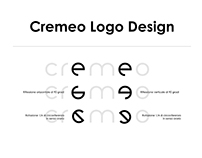 Cremeo Logo Design
