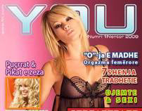YOU MAGAZINE - 1st issue