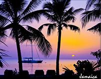 POSTCARDS, Jamaica