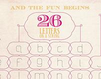 Typography design - Teleline