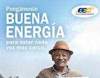 Campaña: Buena Energía EEC.