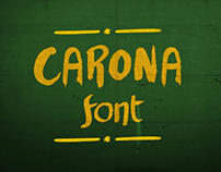 Carona Font