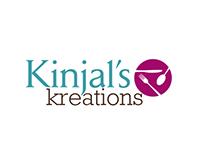 Kinjal's Kreations Logo