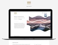 Rybná 9 apartnents - web redesign