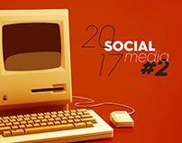SOCIAL MEDIA | 2017 #2