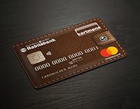 Rabita Bank - MasterCard Contactless Kartmane