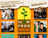 Slow Food Rocks