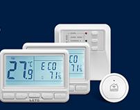 Letosmart - умный термостат