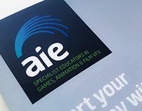 AIE rebrand