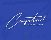 Crystal logo design