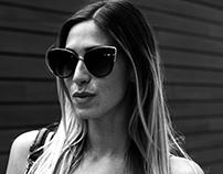 Fernanda, grayscale. STREET STYLE