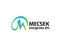 Mecsek Energetika Kft. Brand Identity