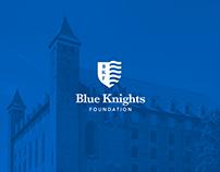 Blue Knights Branding